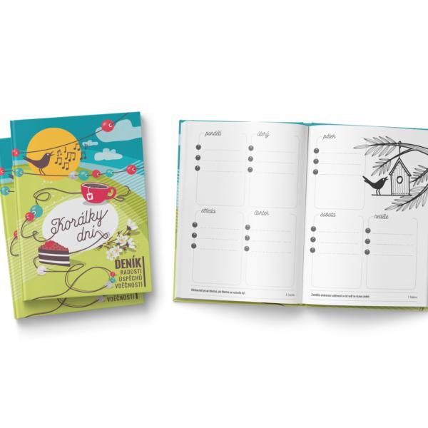 Deník radosti, úspěchů a vděčnosti