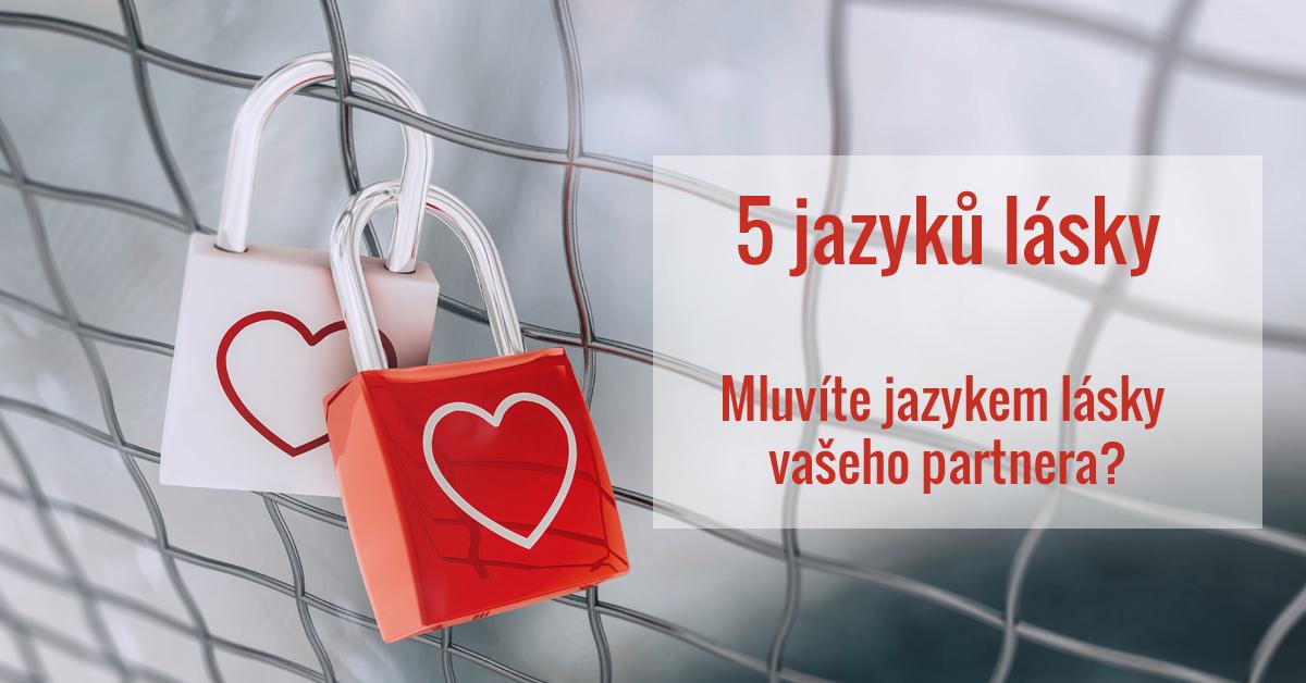 5 jazyků lásky